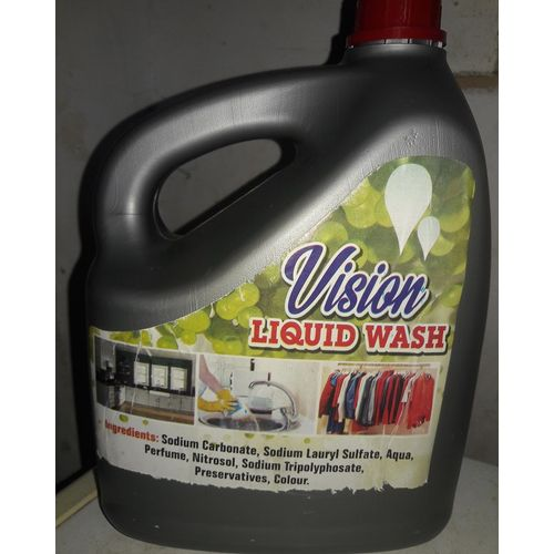 Automatic Fabric Liquid Soap For Washing Clothes - 4 Liters