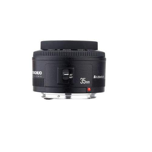 Yongnou 35mm Lens For Canon Cameras