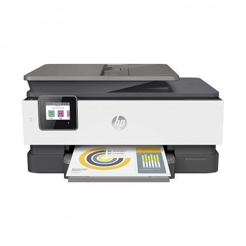 Hp OfficeJet Pro 8023 AIO Print/Scan/Copy/Fax Wireless Printer