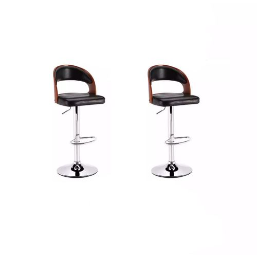 Modern Bar Stools With Back Rest