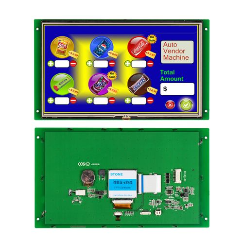 """10.1"""" 1024*600 TFT LCD With RS232/RS485/TTL Interface"""