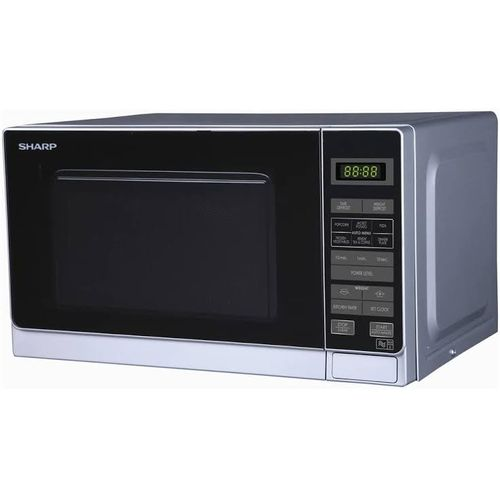 20 Litre Touch Control Digital Compact Microwave Oven - R270SLM