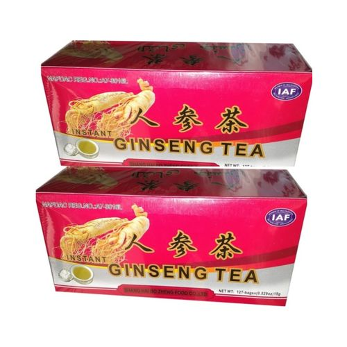 Ginseng Instant Tea – 12satchets/pack X2packs