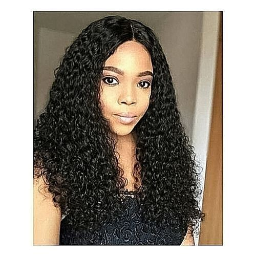 Kinky Curly Human Hair 6 Bundles