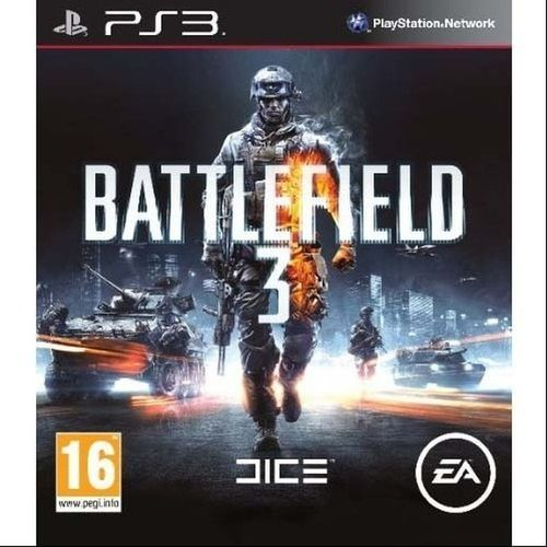 Battlefield 3 By Electronic Arts - PS3