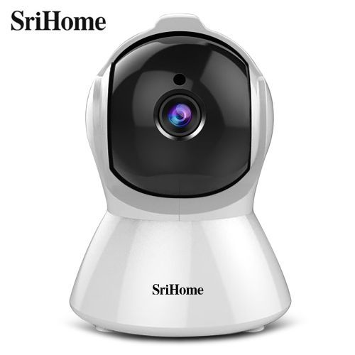 Sh025 1080P Ai Auto-Tracking Indoor Ip Camera EU