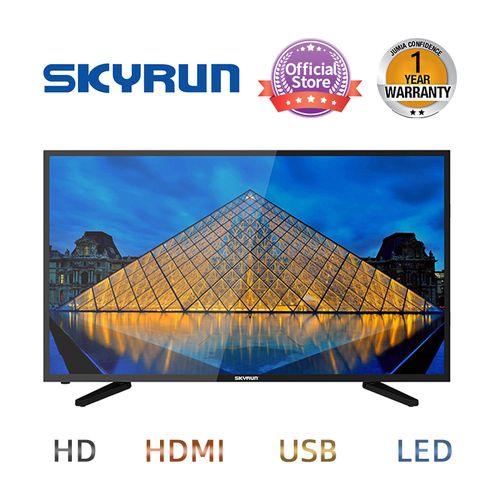 "32"" LED-32XM/N68D HD TV With Free Wall Bracket - Black"