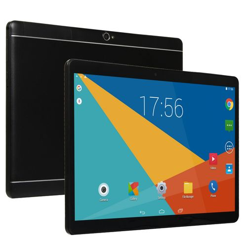 Tablet 10.1-inch ( 4GB,64GB ROM) Android 7.0 8MP+2MP Tablet-Black