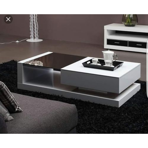 Coffee Center Table - White