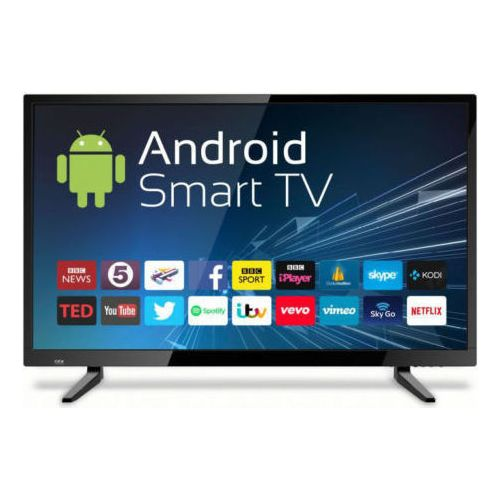32 Inch Smart HD LED Television Jet Black