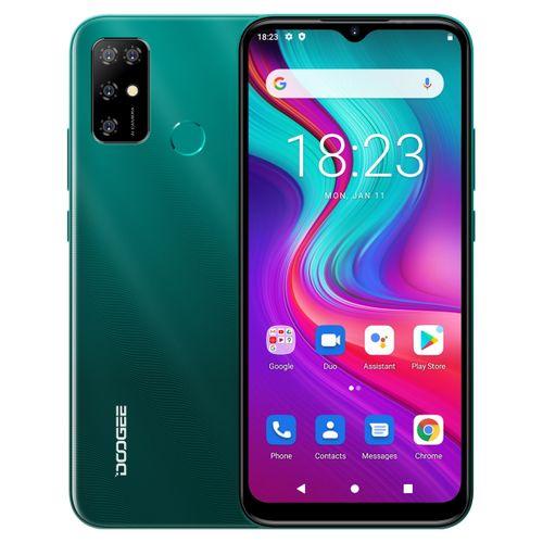 X96 Pro, 4GB+64GB, 6.52 Inch Android 11.0, Network: 4G, OTG, Dual SIM(Green)