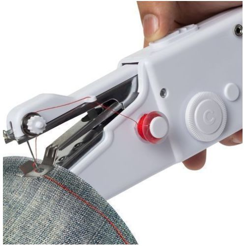 Portable Electric Handheld Sewing Machine (Fast Handy Stitches)
