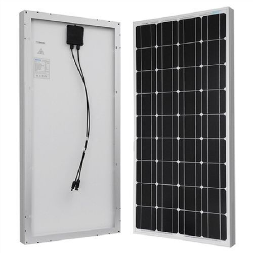 12V/100Watts Mono-crystalline Solar Panels - 100watts