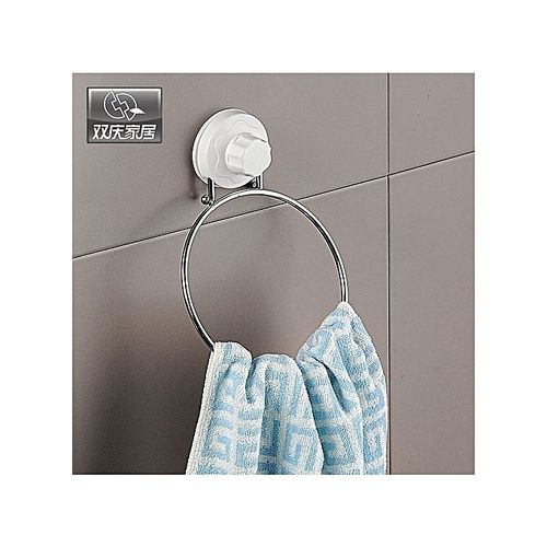 Bathroom Kitchen Towel Ring Hanger And Organizer