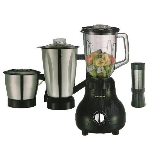 4-in-1 Stainless Electric Blender With Mill