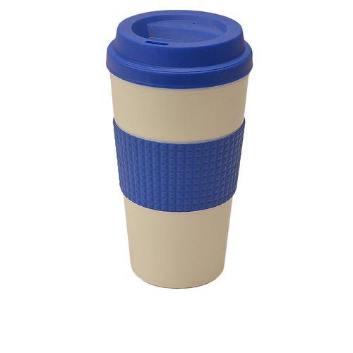 Double Wall Mug - Blue