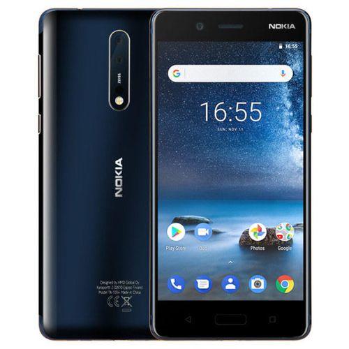 NOKIA 8 5.3 Inch 4GB 64GB Snapdragon 835 Octa Core 4G Smartphone