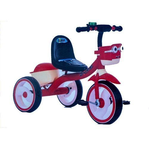 Children Red Color Tricycle 1-4 Years