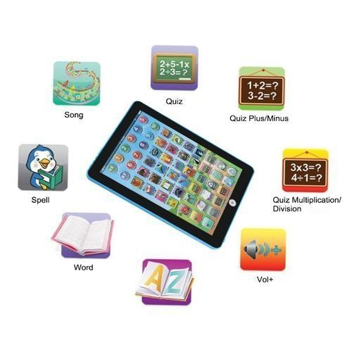 Kids And Children's Educational Learning Tab Ipad Ypad