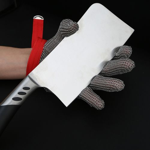 High-quality 304L Stainless Steel Mesh Knife Cut Resistant