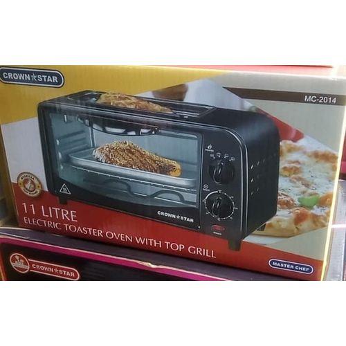 MasterChef Oven+Baking+Grilling - 11Ltr
