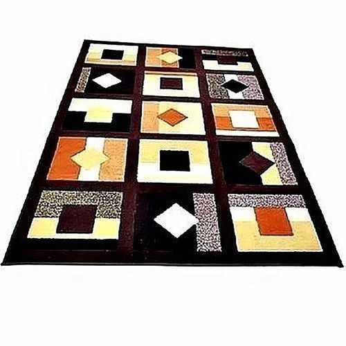 Colorful Center Rug 3ft X 5ft