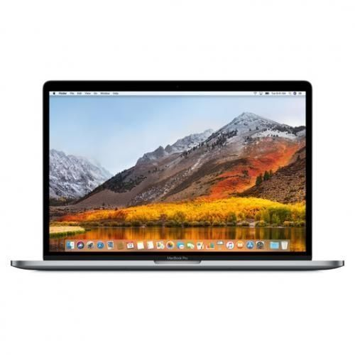"""MacBook Pro With Touch Bar 512GB 16GB 15.4"""" Mid 2016 2.7ghz SILVER AMD Radeon Graphics Pro Core I7"""