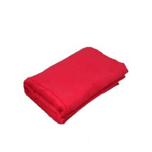 Bath Travel Towel - Red