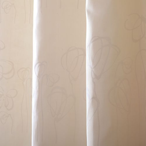 Eco-Frendly Polyester Curtian Waterproof Bathroom Shower Curtain Hook Mildew Resistant