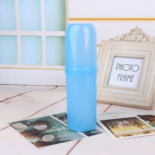 Sweetbaby Portable Toothbrush Holder Teeth Tooth Cup Bathroom Travel Accessories Set Teeth