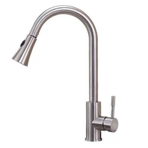 Stainless Steel Kitchen Sink Bathroom Hot And Cold Faucet