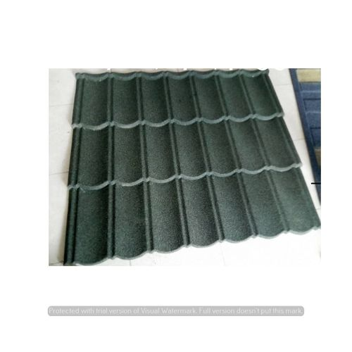 SOLID STONE COATED ROOFING SHEET AVAILABLE @ DOCHERICH