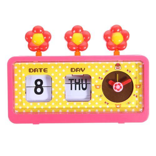 Flip Clock Calendar