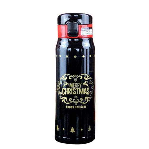 Stainless Steel Thermos Bottle For Water Vacuum Flask For Tea And Coffee Thermal Mug Insulted Water Bottle Thermos Christmas #WS