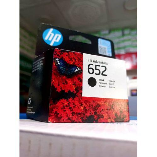 652 Black Ink Advantage Cartridge