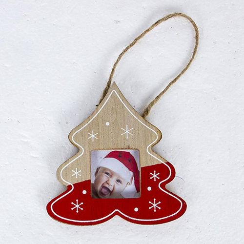 Merry Christmas Tree Hanging Po Frame Christmas Picture Frame Chirstmas