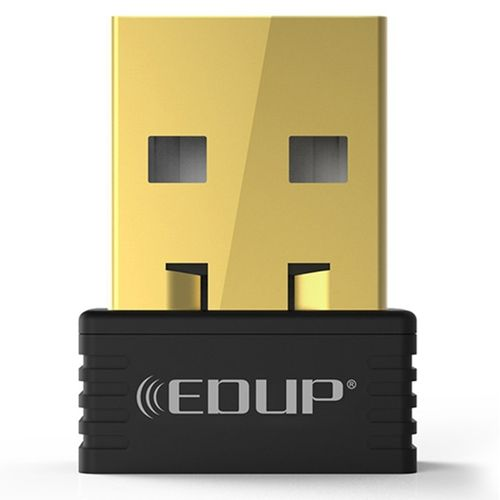 150M Mini USB Wifi Dongle Receiver Wireless 802.11 N/g/b Network Card Adapter Black