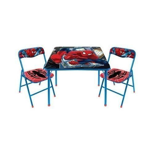 ACTIVITIES TABLE & CHAIRS FOR KIDS