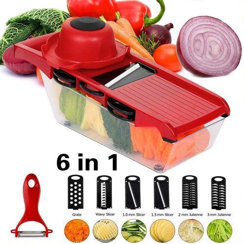 Fruits & Vegetable Slicer + Potato And Carrot Peeler