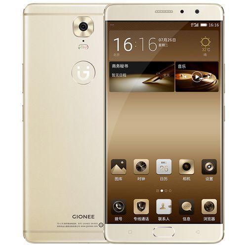 M6 Plus, 6'', 4 GB + 64 GB, (Dual SIM) 4G - GOLD