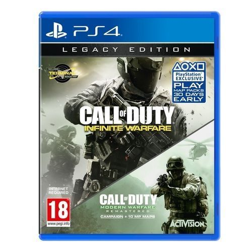 PS4 Call Of Duty: Infinite Warfare Legacy Edition - PlayStation 4