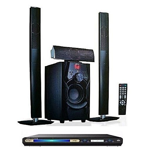 3.1Bluetooth Home Theatre System JP-C1 + DVD Player