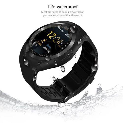 Smart Watches GSM Sim Remote Camera Display Sport WristWatch