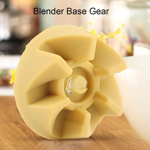 1pc Rubber Base Gear Replacement Part Accessory For Blender Fruit Juicer Mixer