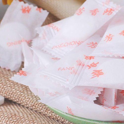 50Pcs Wardrobe Clothes Drawer Anti-Mold Moth Balls Pest Control