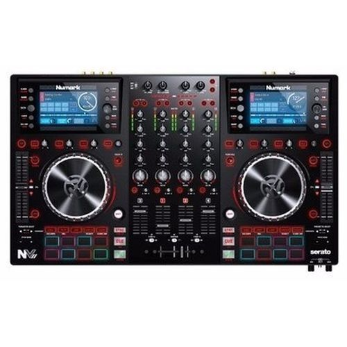 NVII - Intelligent Dual-Display Controller For Serato DJ