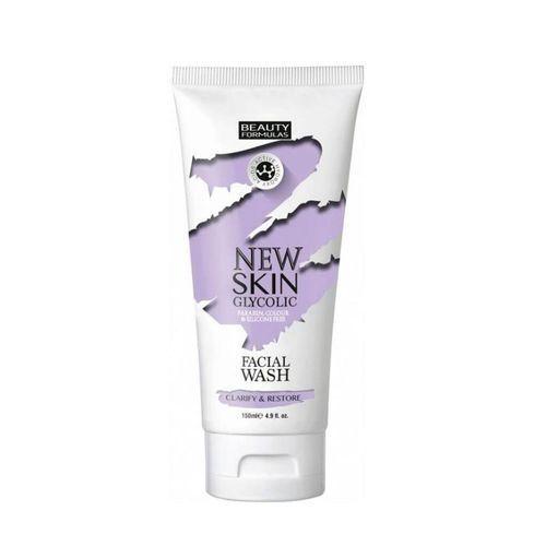 New Skin Glycolic Facial Wash 150ml