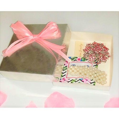 Prefilled Gift Box Birthday Gift: 4 In 1