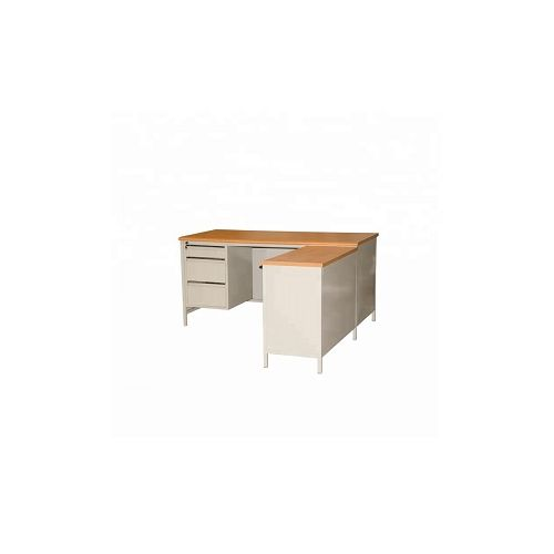 Executive L Shaped Office Desk (Delivered Within Lagos)