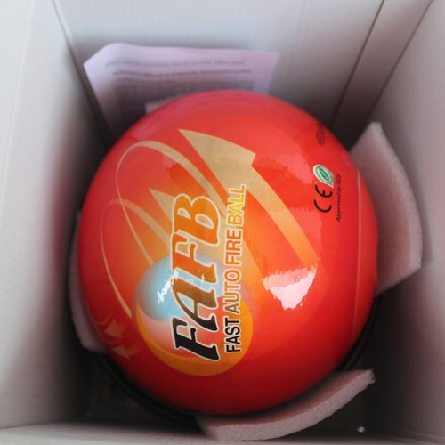 FAFB Fast Automatic Fire Extinguisher Ball